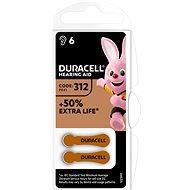 Duracell Hearing Aid - DA312 Duralock - Jednorazová batéria