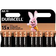 Duracell Basic AA 10 ks - Jednorazová batéria