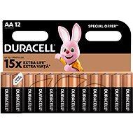 Duracell Basic AA 12ks - Batéria