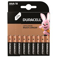Duracell Basic AAA 18 ks