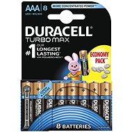 Duracell Turbo Max AAA 8 ks - Batéria