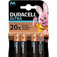 Duracell Ultra AA 4 ks - Jednorázová batéria