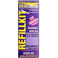 Ekocolor ECEP 372-PM - Refillkit