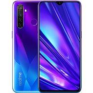 Realme 5 PRO DualSIM 4+128 GB modrý - Mobilný telefón
