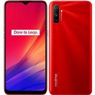 Realme C3 Dual SIM červený - Mobilný telefón