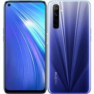 Realme 6 Dual SIM 128 GB modrý - Mobilný telefón