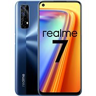 Realme 7 Dual SIM 6 + 64 GB modrý - Mobilný telefón