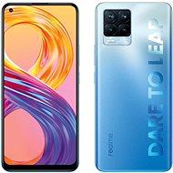 Realme 8 Pro DualSIM 8+128 GB modrý - Mobilný telefón