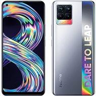 Realme 8 DualSIM 4 GB/64 GB strieborný - Mobilný telefón