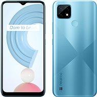 Realme C21 32 GB modrý - Mobilný telefón