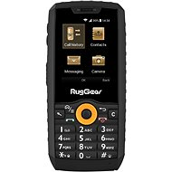 RugGear RG150 - Mobilný telefón
