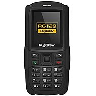 RugGear RG129 - Mobilný telefón