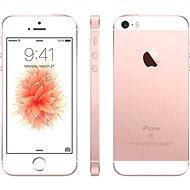 iPhone SE 16 GB Ružovo-zlatý - Mobilný telefón