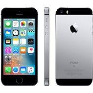 iPhone SE 64 GB Vesmírnečierny - Mobilný telefón