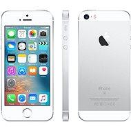 iPhone SE 64 GB Strieborný - Mobilný telefón