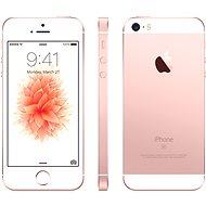 iPhone SE 64 GB Ružovo-zlatý - Mobilný telefón