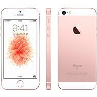 iPhone SE 128GB Ružovo zlatý - Mobilný telefón