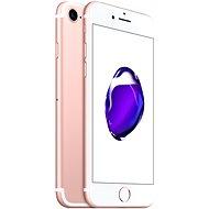 iPhone 7 128 GB Ružovo zlatý - Mobilný telefón