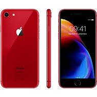 iPhone 8 64 GB Červený - Mobilný telefón