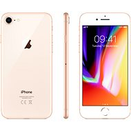 iPhone 8 256 GB Zlatý