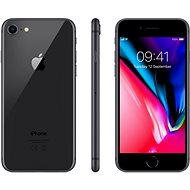 iPhone 8 128 GB vesmírne sivá