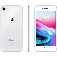 iPhone 8 128 GB strieborná