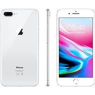 iPhone 8 Plus 128 GB strieborná - Mobilný telefón