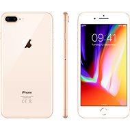iPhone 8 Plus 128 GB zlatá - Mobilný telefón