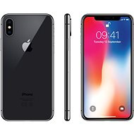 iPhone X 256 GB Vesmírne sivý - Mobilný telefón