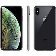 iPhone Xs 64 GB vesmírne sivý + ochranné sklo - Mobilný telefón