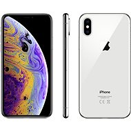 iPhone Xs 256GB strieborná - Mobilný telefón