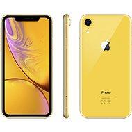 iPhone Xr 128GB žltá - Mobilný telefón