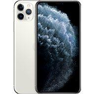 iPhone 11 Pro Max 64GB strieborný - Mobilný telefón