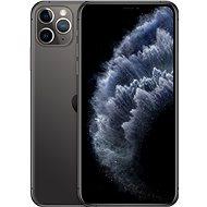 iPhone 11 Pro Max 64GB vesmírne sivý - Mobilný telefón