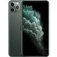 iPhone 11 Pro Max 256GB polnočná zelená - Mobilný telefón