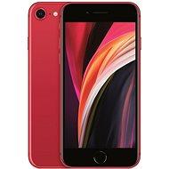 iPhone SE 128GB červený 2020 - Mobilný telefón