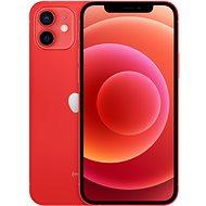iPhone 12 128GB červený - Mobilný telefón
