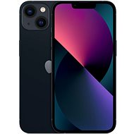 iPhone 13 128GB čierna - Mobilný telefón