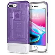 Spigen Classic C1 Grape iPhone 8 Plus/7 Plus - Kryt na mobil