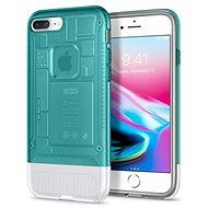 Spigen Classic C1 Bondi Blue iPhone 8 Plus/7 Plus - Kryt na mobil
