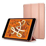Spigen Smart Fold Case Rose Gold iPad Mini 5 2019 - Puzdro na tablet