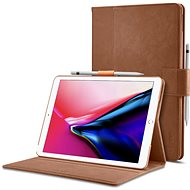 "Spigen Stand Folio Brown iPad Air 10,5""/iPad Pro 10,5"" - Puzdro na tablet"