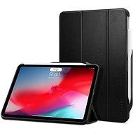 "Spigen Smart Fold 2 Black iPad Pro 11"" - Puzdro na tablet"