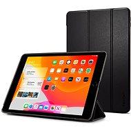 """Spigen Smart Fold Black iPad 10.2"""" - Puzdro na tablet"""