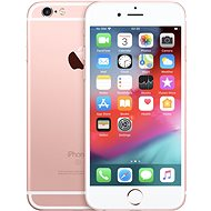Refurbished iPhone 6s 64GB Rose Gold - Mobile Phone