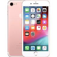 Repasovaný iPhone 7 32 GB ružovo-zlatý - Mobilný telefón