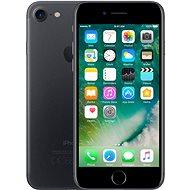 Refurbished iPhone 7 128GB, Black - Mobile Phone