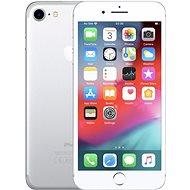 Refurbished iPhone 7 128GB, Silver - Mobile Phone