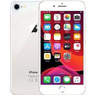 Repasovaný iPhone 8 256 GB strieborný - Mobilný telefón