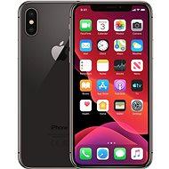 Refurbished iPhone X 256GB, Space Grey - Mobile Phone
